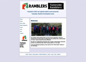 tamesideramblers.org.uk