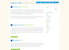 tametowild.com