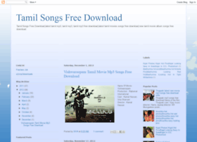 tamil-songs-freedownload.blogspot.com