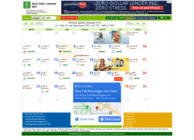 tamilcalendarz.com