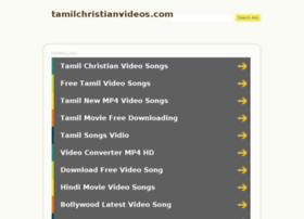 tamilchristianvideos.com