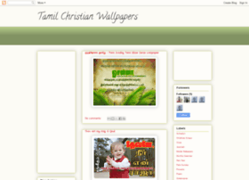 tamilchristianwallpapers.blogspot.com