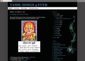 tamilsongs4ever.blogspot.com