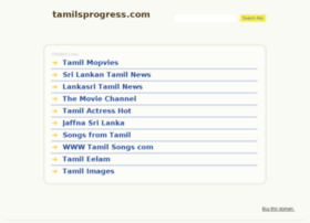 tamilsprogress.com