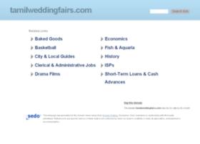 tamilweddingfairs.com
