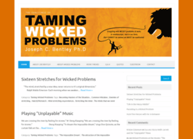 tamingwickedproblems.com