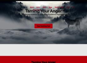 tamingyouranger.com