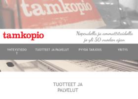 tamkopio.fi