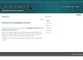 tamoggemon.com
