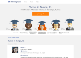 tampa.universitytutor.com