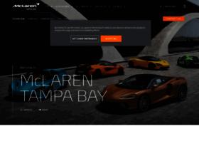 tampabay.mclaren.com