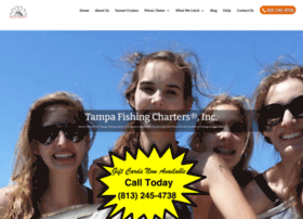tampafishingcharters.com