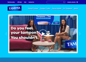 tampax.co.uk