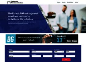 tampereenautoliikkeet.fi