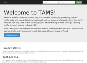 tamsproject.com