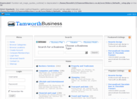 tamworthbusiness.co.uk