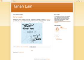 tanahlain.blogspot.mx