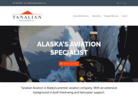 tanalianaviation.com