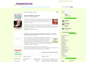 tanarcrestin.ro