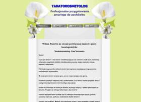 tanatokosmetolog.pl