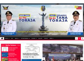 tanatorajakab.go.id