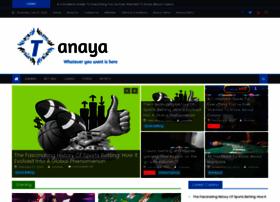 tanaya.net