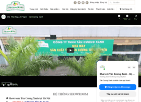 tancuongxanh.com
