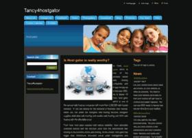 tancy4hostgator.webnode.com
