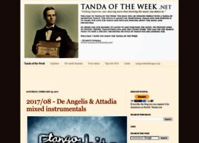 tandaoftheweek.blogspot.cz