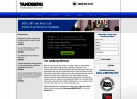 tandberg-conferencing.com