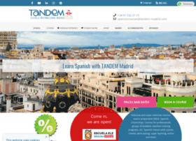 tandem-madrid.com