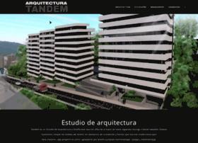 tandemarquitectura.com