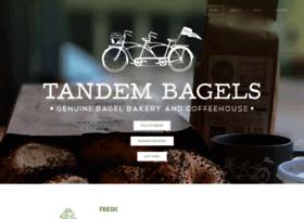 tandembagels.com