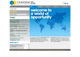 tandemrecruitment.co.uk