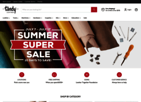 tandyleather.com