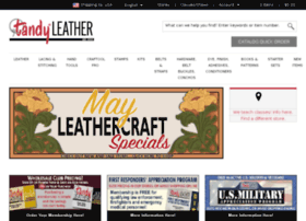 tandyleatherfactory.com