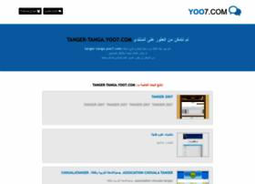 tanger-tanga.yoo7.com