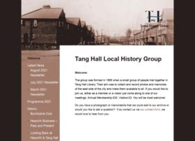 tanghallhistory.com