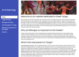 tangoingreece.com