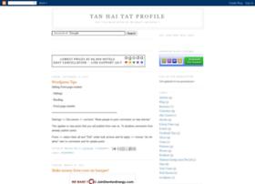 tanhaitat.blogspot.sg