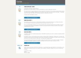 tanida-software.com