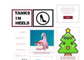 tanksinheels.com