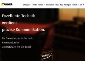 tanner.de