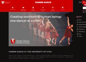 tannerdance.utah.edu