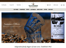tanners-wines.co.uk