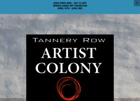 tanneryrowartistcolony.net