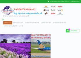 tanphivantravel.com