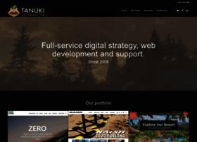 tanukiinteractive.com
