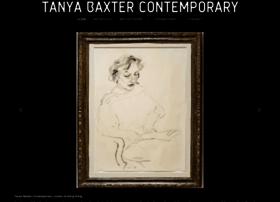 tanyabaxtercontemporary.com