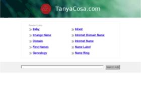 tanyacosa.com